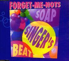 Forget-me-deviennent-Soap Singer's Beat ° Maxi-Single-CD de 1992 ° presque comme neuf °