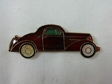 Old Car Cherry Lapel / Hat Pin