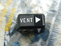 FORD CORTINA MK4 HEATER VENT KNOB NOS GENUINE FORD X1