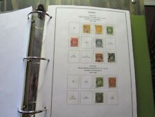 NORWAY Used stamp collection. Early to modern. 156 + pages in binder