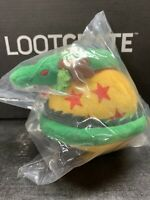 "Dragon Ball Z Shenron Plush Backpack Clip Keychain 5"" Loot Crate Exclusive New"