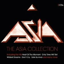 ASIA - THE ASIA COLLECTION 3 CD SET ROCK  NEU+++++++++++