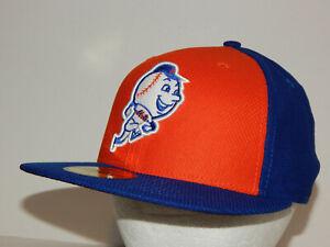 New Era 59Fifty New York Mets Mr Met Baseball Hat / Cap Size 7 1/8 or 7 1/4