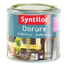 Pot Dorure interieur exterieur 125ml vieil or - SYNTILOR *NEUF*