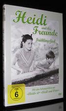 DVD HEIDI UND IHRE FREUNDE - FRÜHLINGSLIED (1954) - HEIDI UND PETER Darsteller *