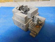 1:72, Betonbunker mit Flakstand und 2 cm Flak von ZVEZDA, WWII, f. Diorama geeig