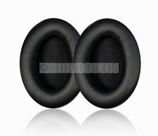 Black Replacement Ear Pads Cushions for Monster Beats By Dr.Dre Studio