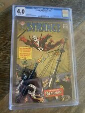 STRANGE ADVENTURES #205 10/67 CGC 4.0 VG Off-White 1st DEADMAN