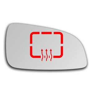 Rechts Beifahrerseite Spiegelglas Beheizbar für Opel Astra H 2004 - 2009