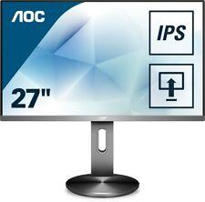 "AOC Monitor I2790PQU LCD-Display 68,58 cm (27"") schwarz/silber"