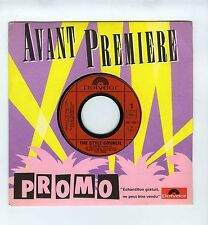 45 RPM SP PROMO STYLE COUNCIL SHOUT TO THE TOP