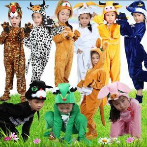Maiale Bambini Costume Libro Settimana la fattoria degli animali Ragazzi Ragazze Per Bambini Costume Outfit