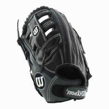 "Wilson Onyx 11.75"" Fastpitch Softball Glove - LH - WTA12LF151175 - Black"