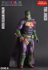 Crazy Toys DC Comics Suicide Squad The Joker Batman Imposter Version Figurine
