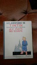 Lot de 12 BD de la série TINTIN - Cote