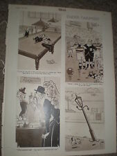 Ender-tainment Peter Ender cartonns 1948 old print ref K