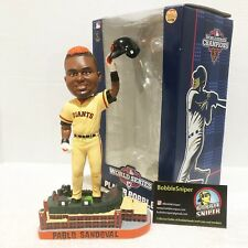 "PABLO SANDOVAL San Francisco Giants 2012 World Series ""3 HR Game"" Bobble Head*"
