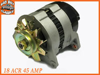 18 ACR 45 Amp Brand New Complete Alternator With Pulley & Fan