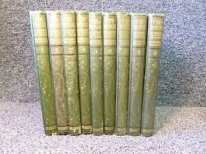 The Horse Its Treatment In Health And Disease Prof J wortley Axe 9 Volumes Set