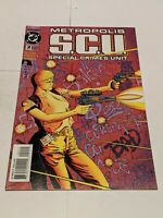 Metropolis SCU Special Crimes Unit #2 December 1994 DC Comics Superman
