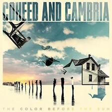 Coheed And Cambria - The Color Before The Sun (NEW CD)