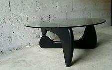 Table basse Noguchi Coffee table vintage années 70 design bout de canapé.