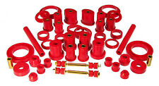 Prothane 99-04 Ford Mustang Complete TOTAL Suspension Bushings Insert Kit (RED)