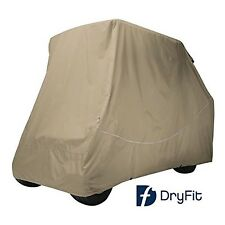 Dry-Fit Slip-on Storage Covers for 2 Passenger Golf Cart. Made for EZGO TXT R...