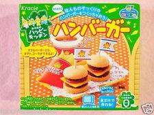 Kracie HAMBURGER SHOP JAPANESE CANDY MAKING KIT, popin cookin happy kitchen