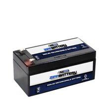 12V 3.5AH SLA Battery replaces PE12V3AF1 PS-1230 UB1234 WP3-12