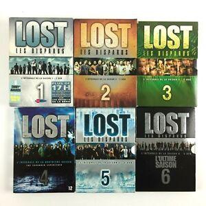 Lost Les Disparus L'intégrale De La Série Saison 1 à 6 / Coffret DVD