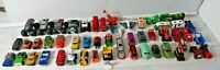 Large Lot Of 51 toy Vehicles Planes Military & Trucks cars Matchbox Hot Wheels