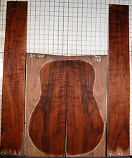 wild curly western walnut  tonewood guitar luthier set back and sides