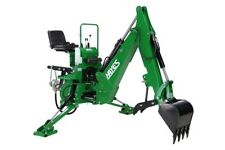 """HAYES TRACTOR PTO BACKHOE 3 POINT LINKAGE SMALL - INCLUDES 9"""" BUCKET"""