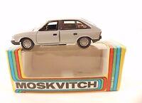 Voiture russe URSS Moskvitch МОСКВИЧ 2141 1/43 jamais joué 1980