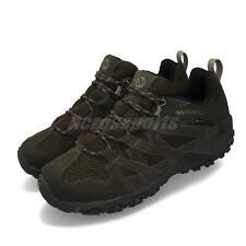 Merrell Alverstone GTX Olive Green Gore-Tex Mens Outdoors Hiking Shoes J36739