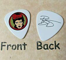 Bowie - David Bowie band logo guitar pick (W-C8)