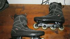 Rollerblade CY33 Inline Skates Men's Size 13 Made in Italy-FREE SHIPPING !