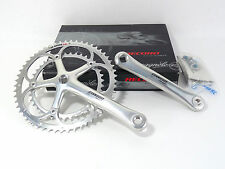 Campagnolo Record Crankset 10 Speed 175mm 53-39 Bolts Ultra Drive 2003 Bike NOS
