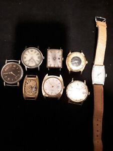 lot montre vintage