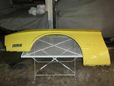 1973 FORD MUSTANG FRONT FENDER LH ORIGINAL RUSTFREE