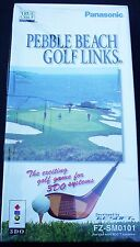 Pebble Beach Golf Links. 3DO Console.Game. New in Sealed Box.