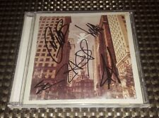 RARE! Self Titled by MAN OVERBOARD Signed Autographed CD by All!