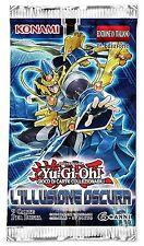 Yu-Gi-Oh!Illusione Oscura Buste 9 Carte - totalmente in italiano