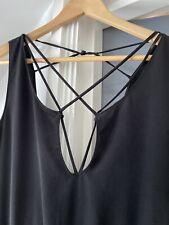 ZARA Trafaluc Black Jumpsuit Size S