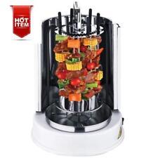 Electric Grill Kebab Vertical Machine Al Pastor Doner Shawarma Chicken BBQ Gyros