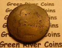 1801 Draped Bust Large Cent   #LP01  cull