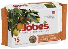 Jobes 30 Pack, 9-12-12, Fruit & Citrus Tree Spike