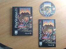 Doom (Playstation1/game/ver. USA)