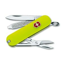 Victorinox Classic SD Stayglow Clam Pack Small 58mm Glow In The Dark 56208 NEW